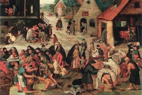 Le opere di misericordia (a cura di Don Decio Cipolloni)