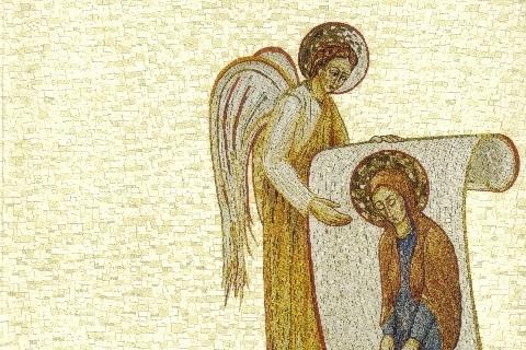 L'assunzione di Maria (Renzo Bertalot)