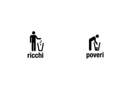 Quell'abisso fra ricchi e poveri che scatena le crisi globali