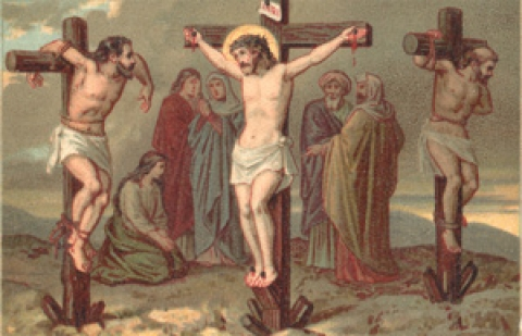 La Crocifissione e la Morte di Gesù