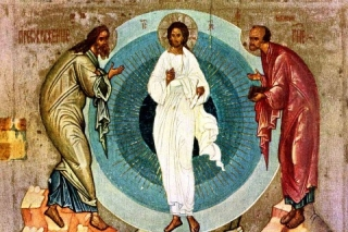 La trasfigurazione e la teofania interiore (Vladimir Zelinskij)
