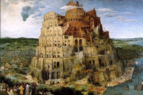 La torre di Babele: un testo enigmatico (Damien Noël)