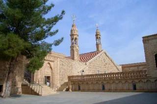 Il monastero ortodosso siriaco di Mor Gabriel