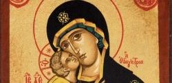 Icone mariane russe