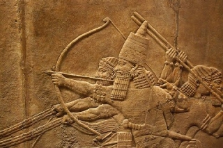 La caduta di Samaria e l'invasione di Sennacherib (Luca Mazzinghi)