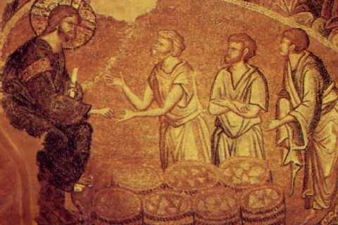 Il Vangelo di Galilea: il Regno di Dio è arrivato! (Édouard Cothenet)