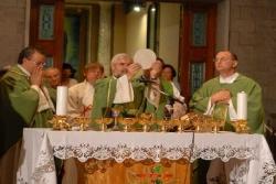 La seconda preghiera eucaristica