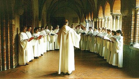 Il Canto Gregoriano nella liturgia cattolica (P. Ildebrando Di Fulvio O. Cist.)