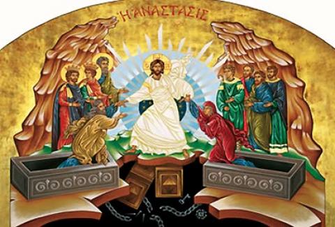 Domenica di Pasqua –  16 Aprile 2017