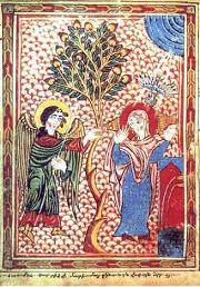 l'Inno Akathistos alla Madre di Dio - bellissimo e immagini
