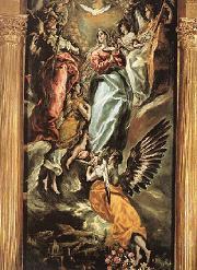 L'Immacolata Concezione (Giovanni Vannucci)